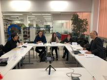 Начало реализации Tomsk international Science Honor's Program