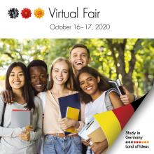 Study in Germany Virtual Fair Europe